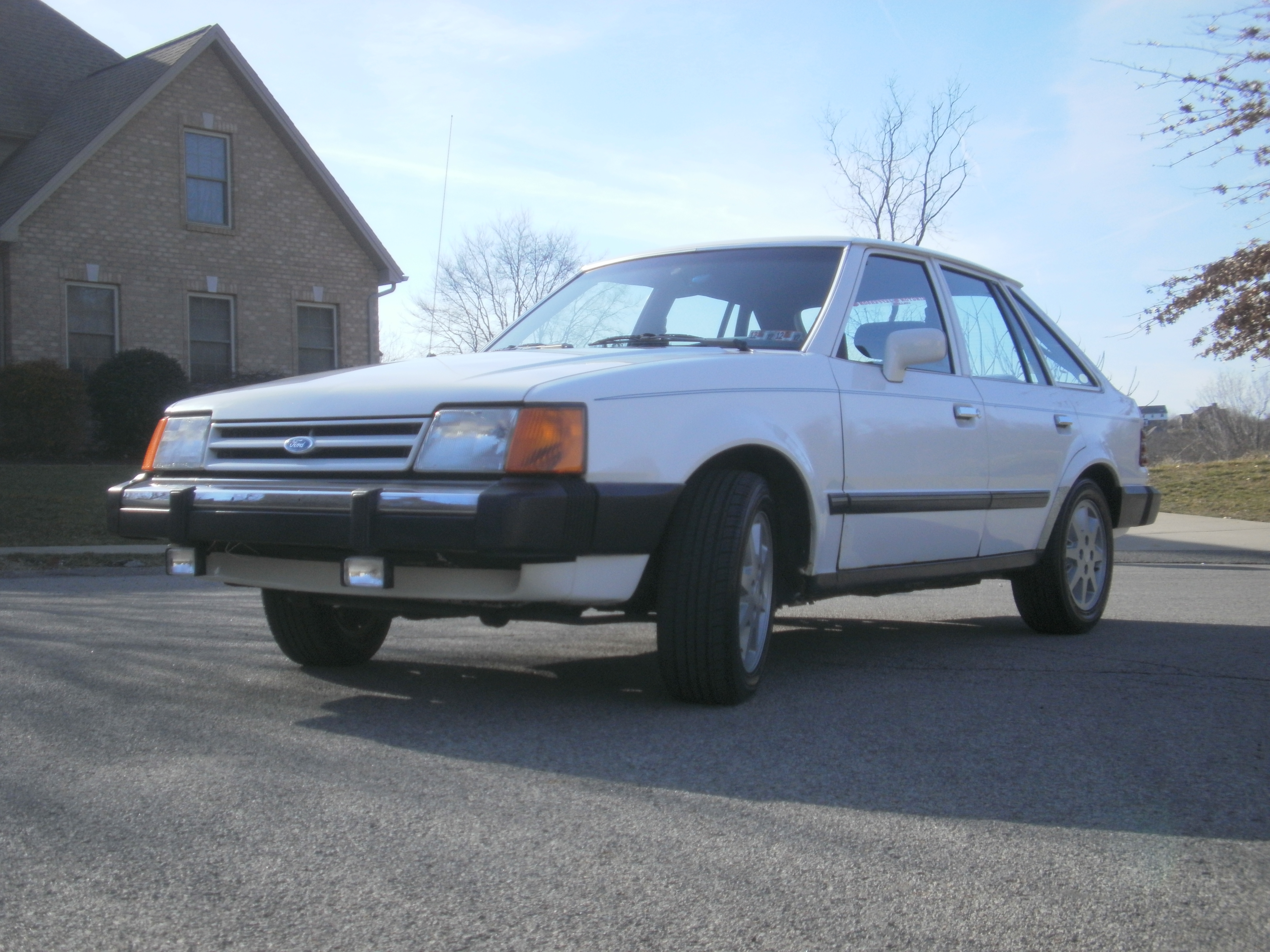 Another 85grandprixowner 1987 Ford Escort post... - 15646475