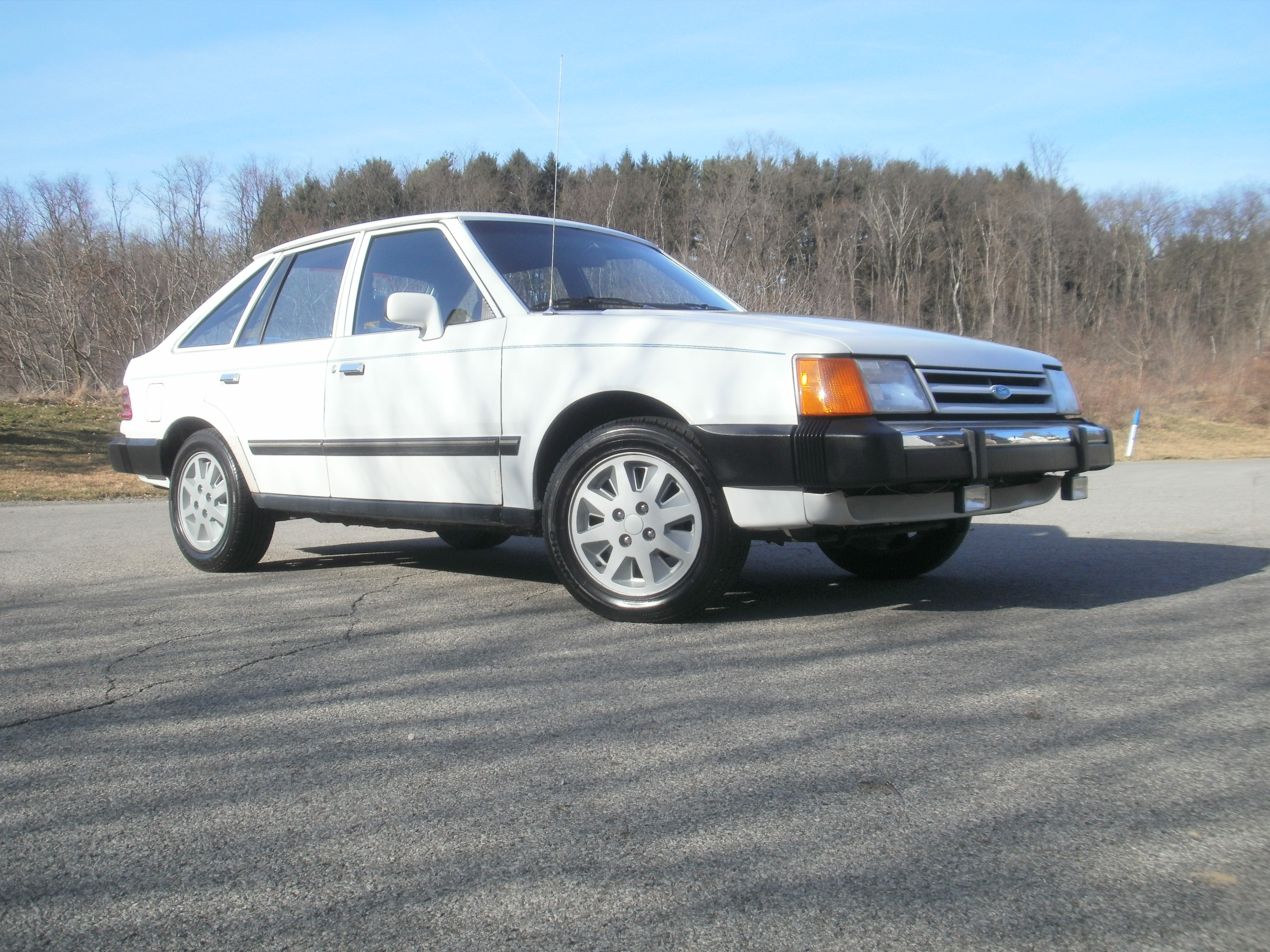 Another 85grandprixowner 1987 Ford Escort post... - 15646477
