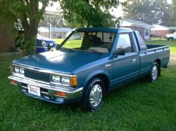 mazdaboy1974 1984 Nissan 720 Pick-Up