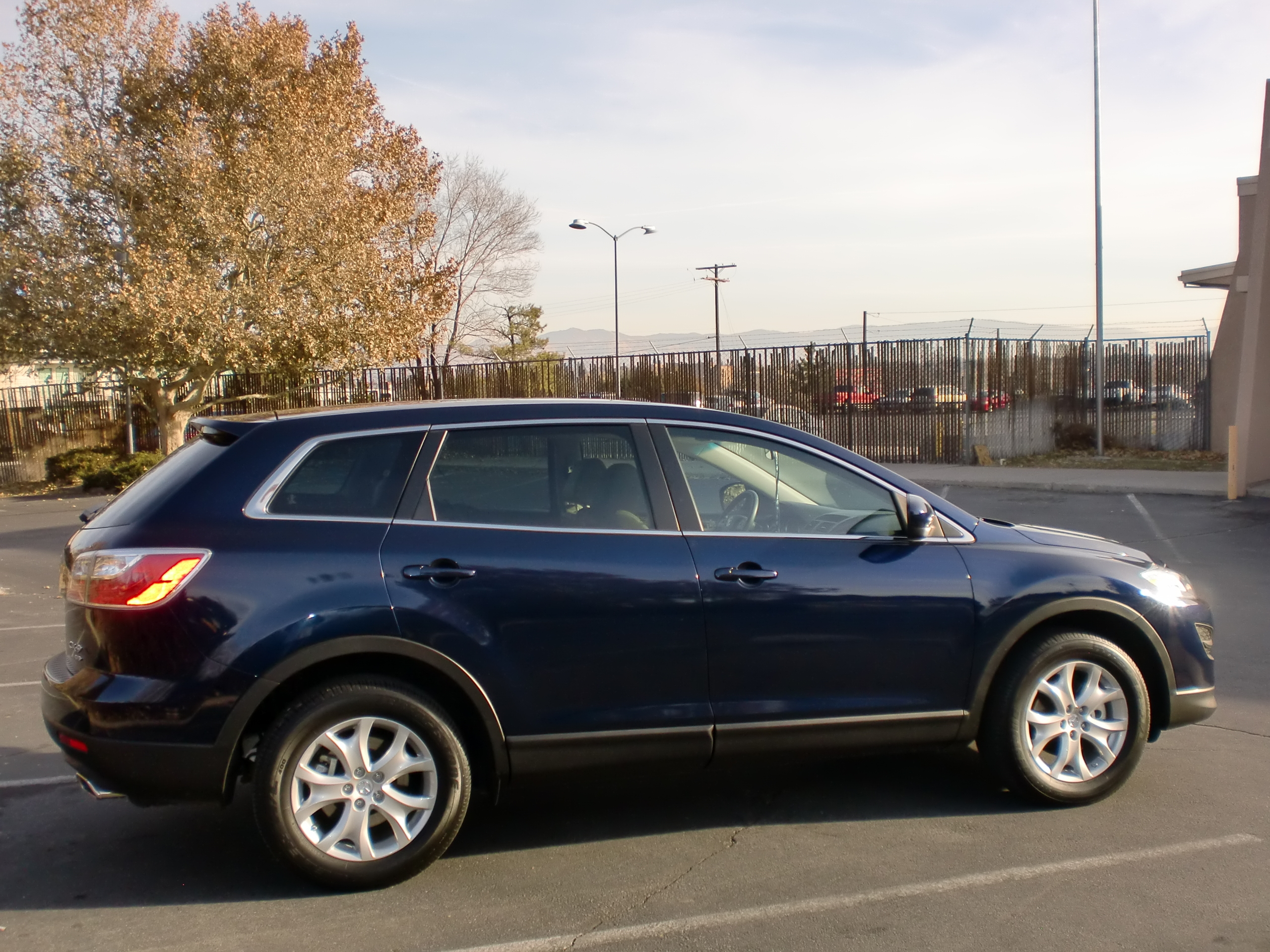 Another johnso 2011 Mazda CX-9 post... - 15475866