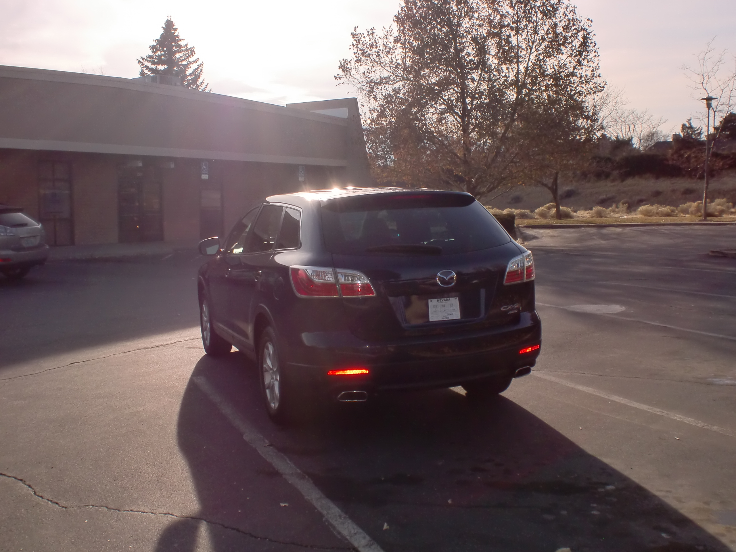 Another johnso 2011 Mazda CX-9 post... - 15475867