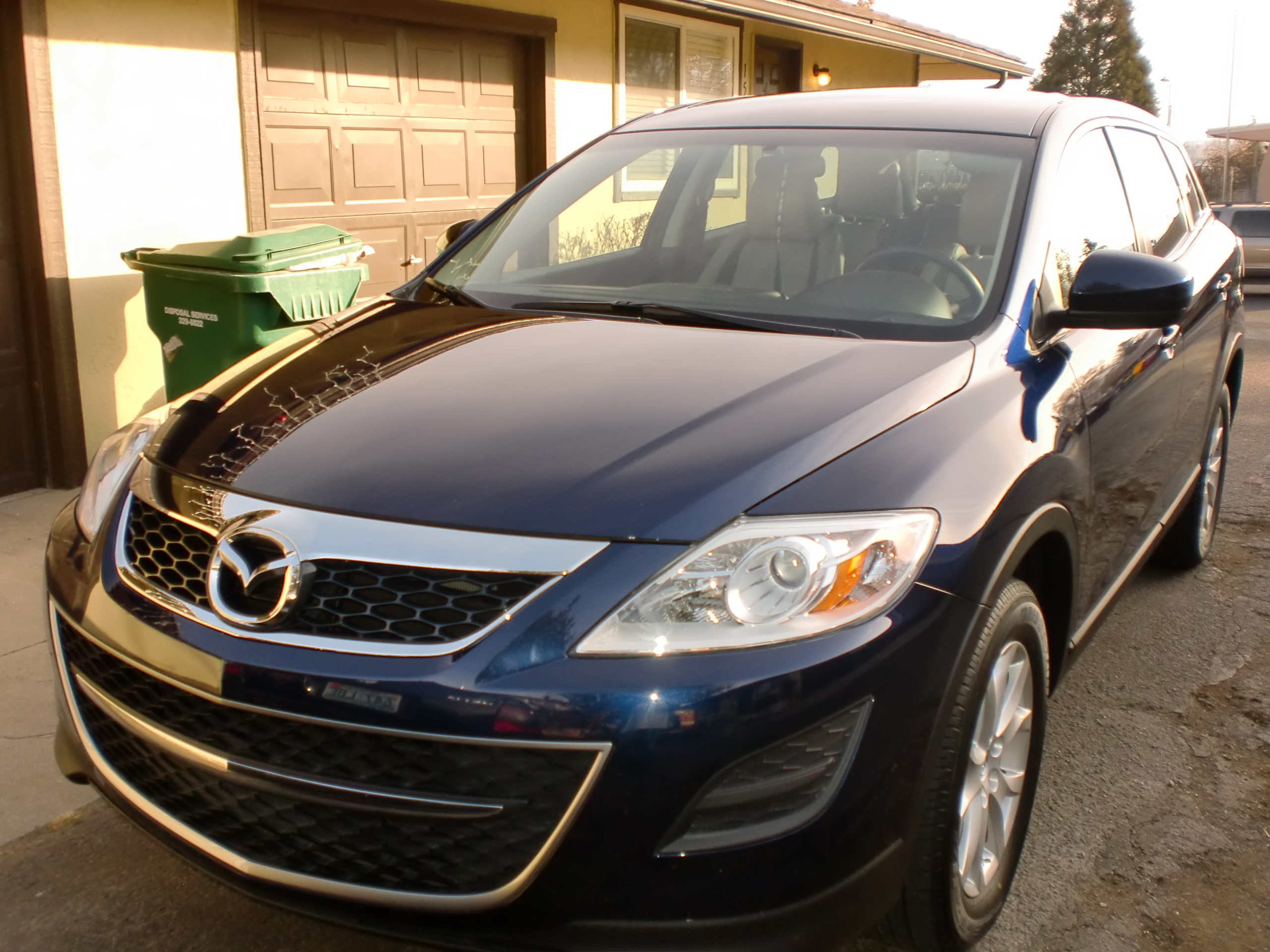Another johnso 2011 Mazda CX-9 post... - 15475868
