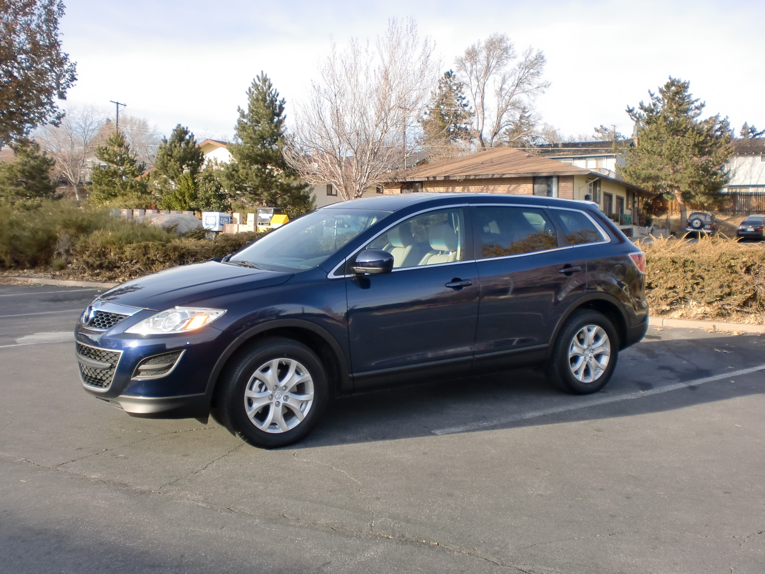 Another johnso 2011 Mazda CX-9 post... - 15475878