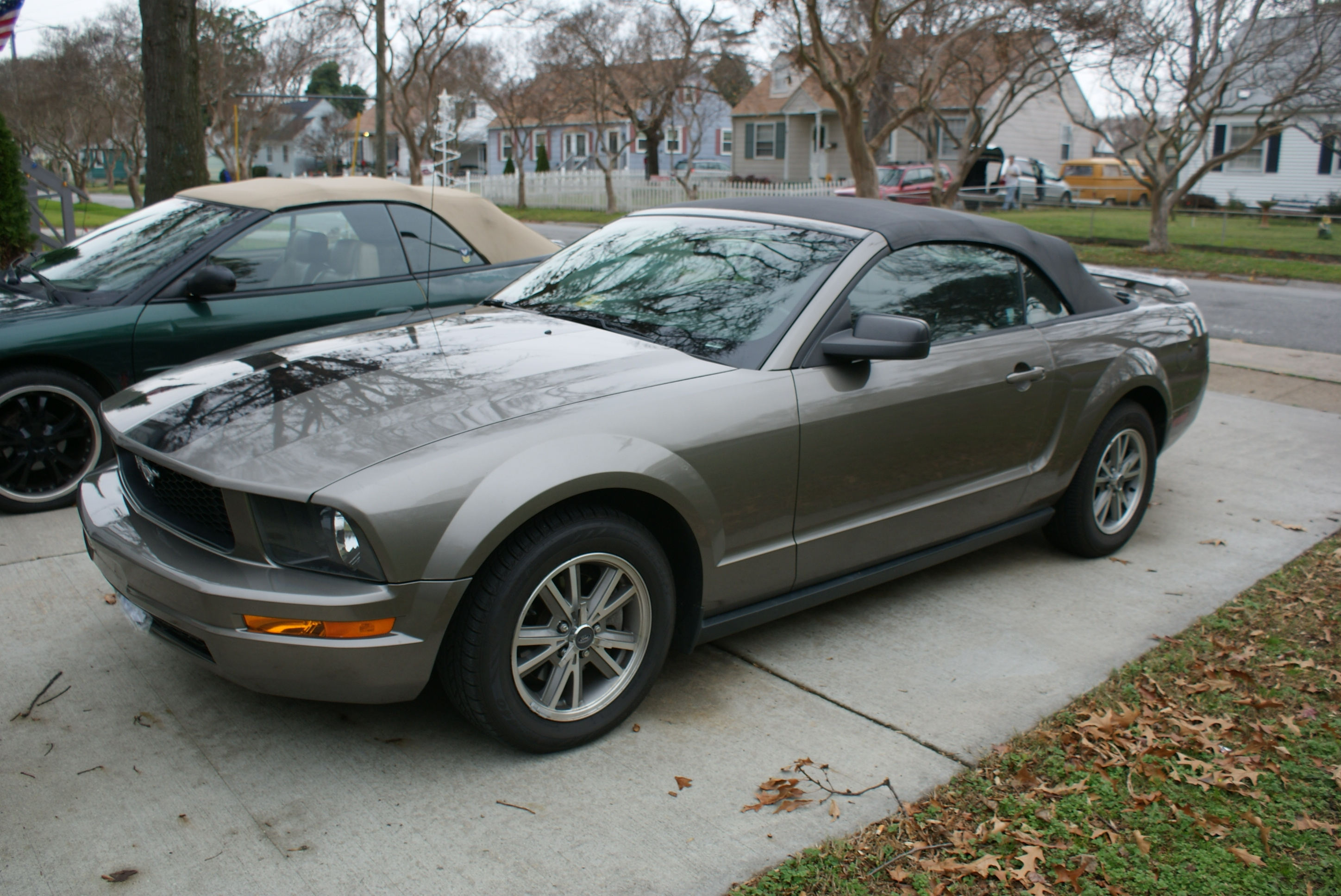 Another Navybass65 2005 Ford Mustang post... - 15471808
