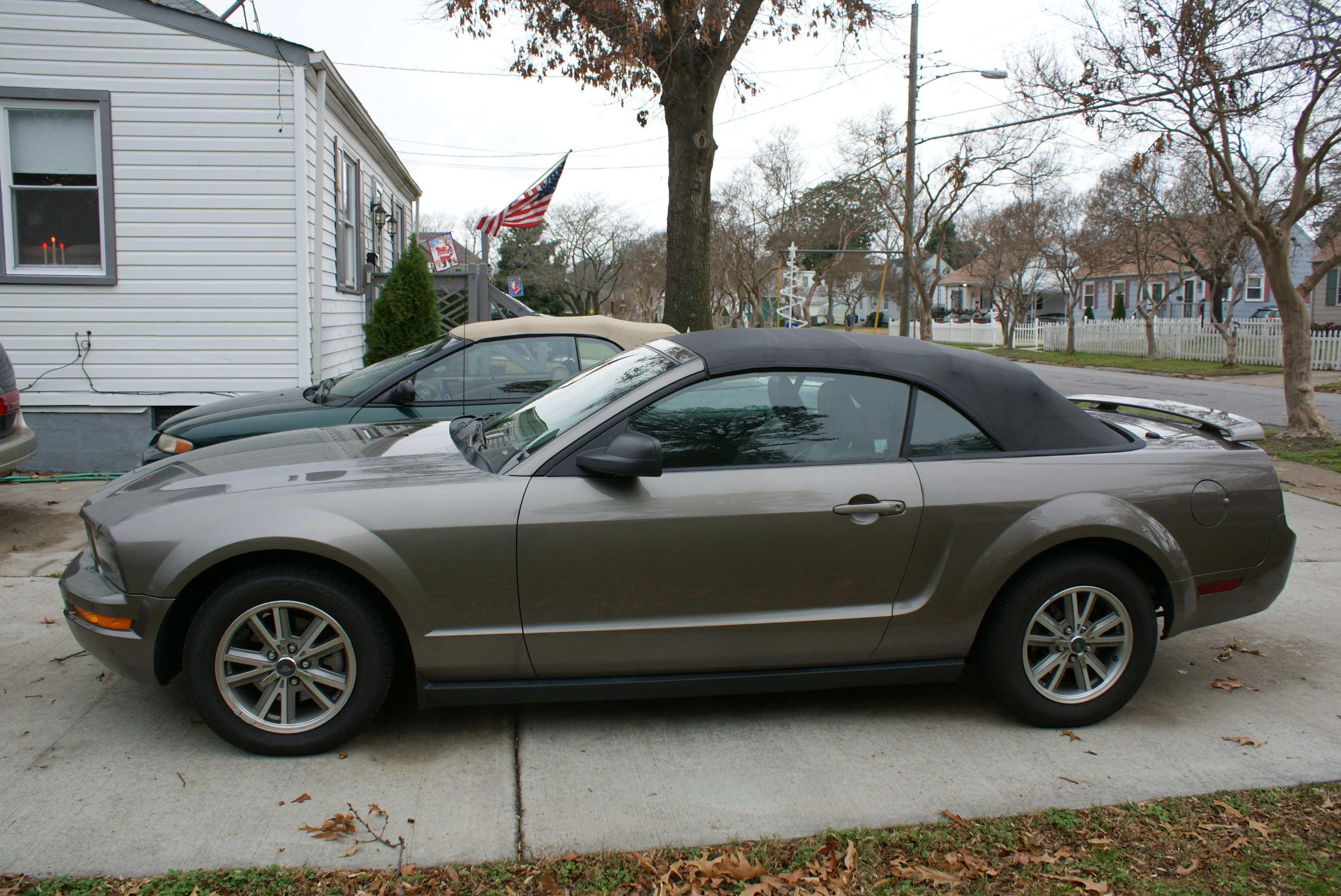 Another Navybass65 2005 Ford Mustang post... - 15471811