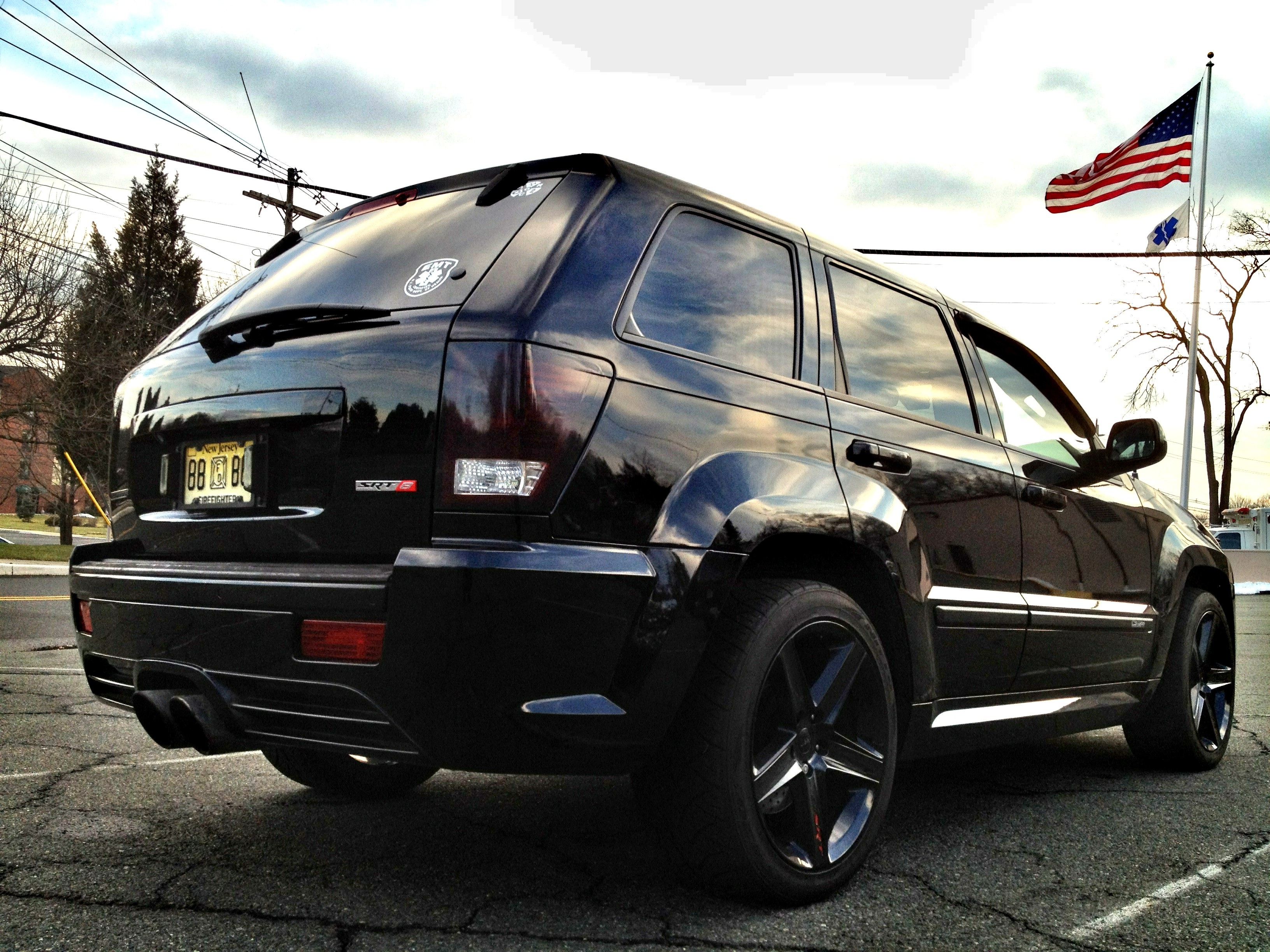 Doublegoose 2015 Jeep Grand Cherokeesrt 8 Sport Utility 4d Specs Photos Modification Info At Cardomain