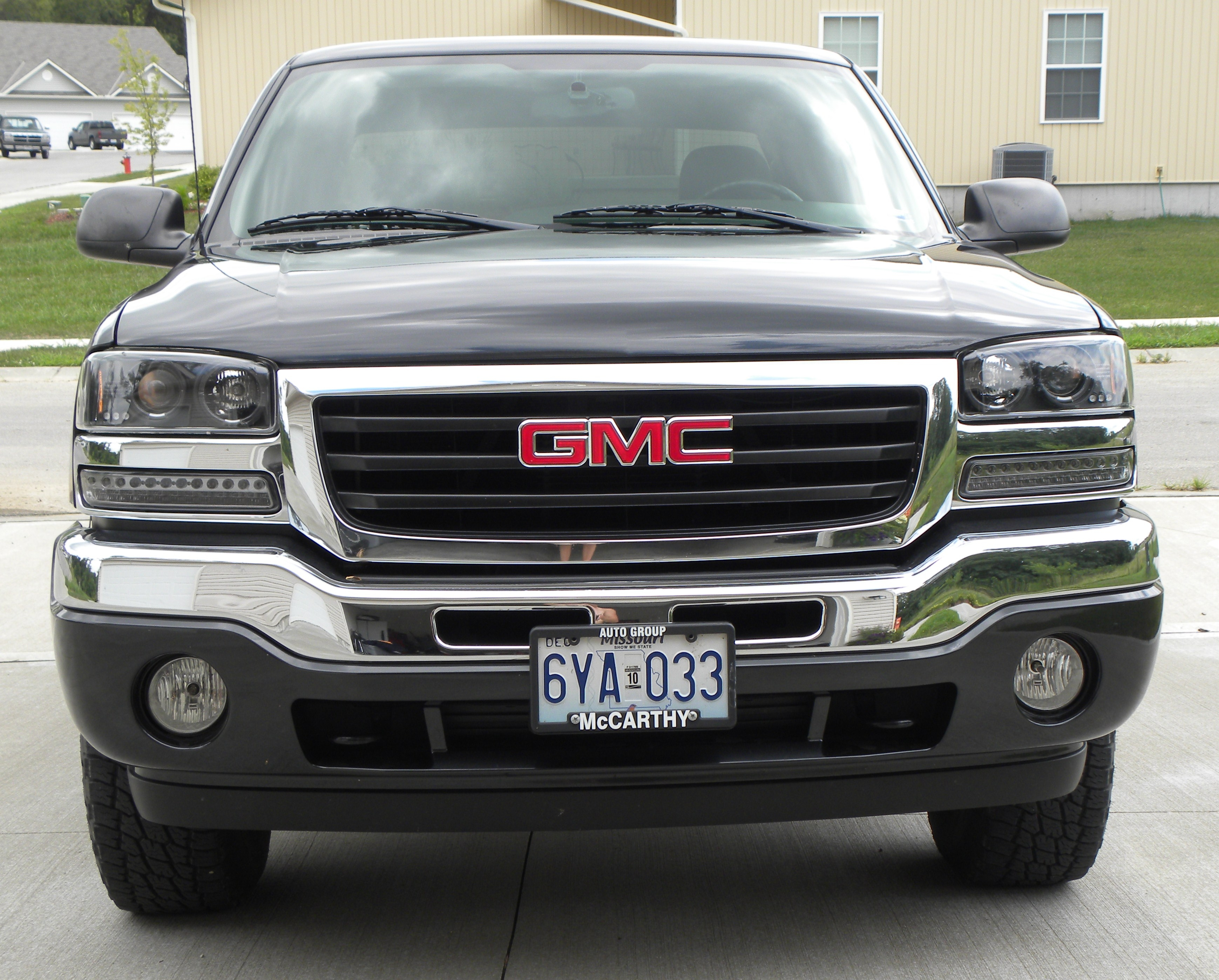 Hickracefan 2005 Gmc Sierra 1500 Extended Cabsle Pickup 4d