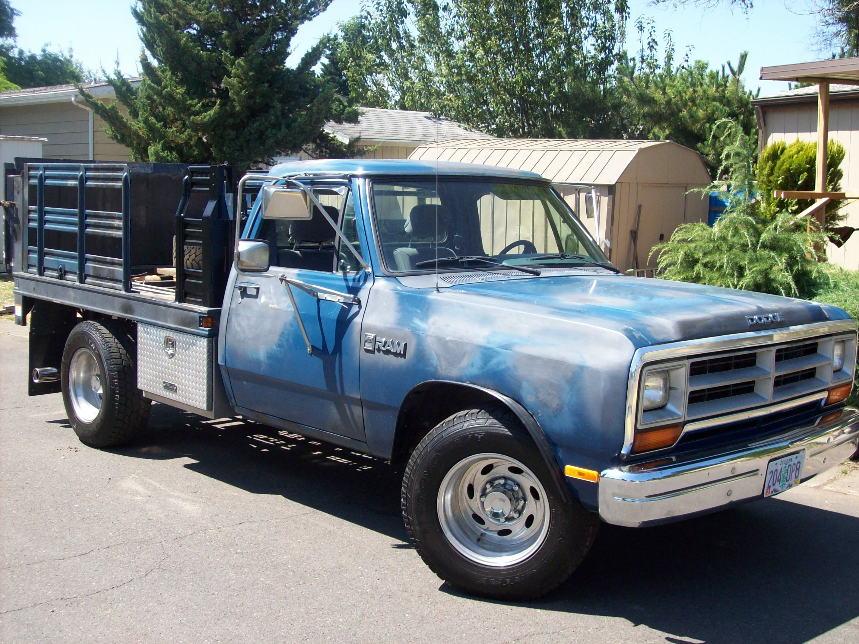 TheMover's 1989 Dodge D150 Club Cab