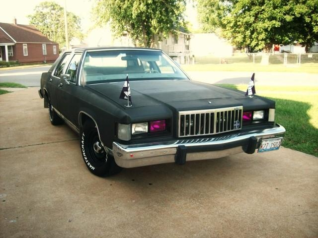 Another Baker_616 1987 Mercury Grand Marquis post... - 14153733