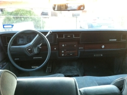 chargerbs 1990 Chevrolet Caprice 