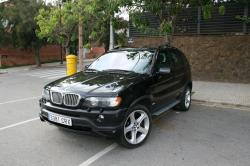 My X5 4.6is v8 350cv. Blindado