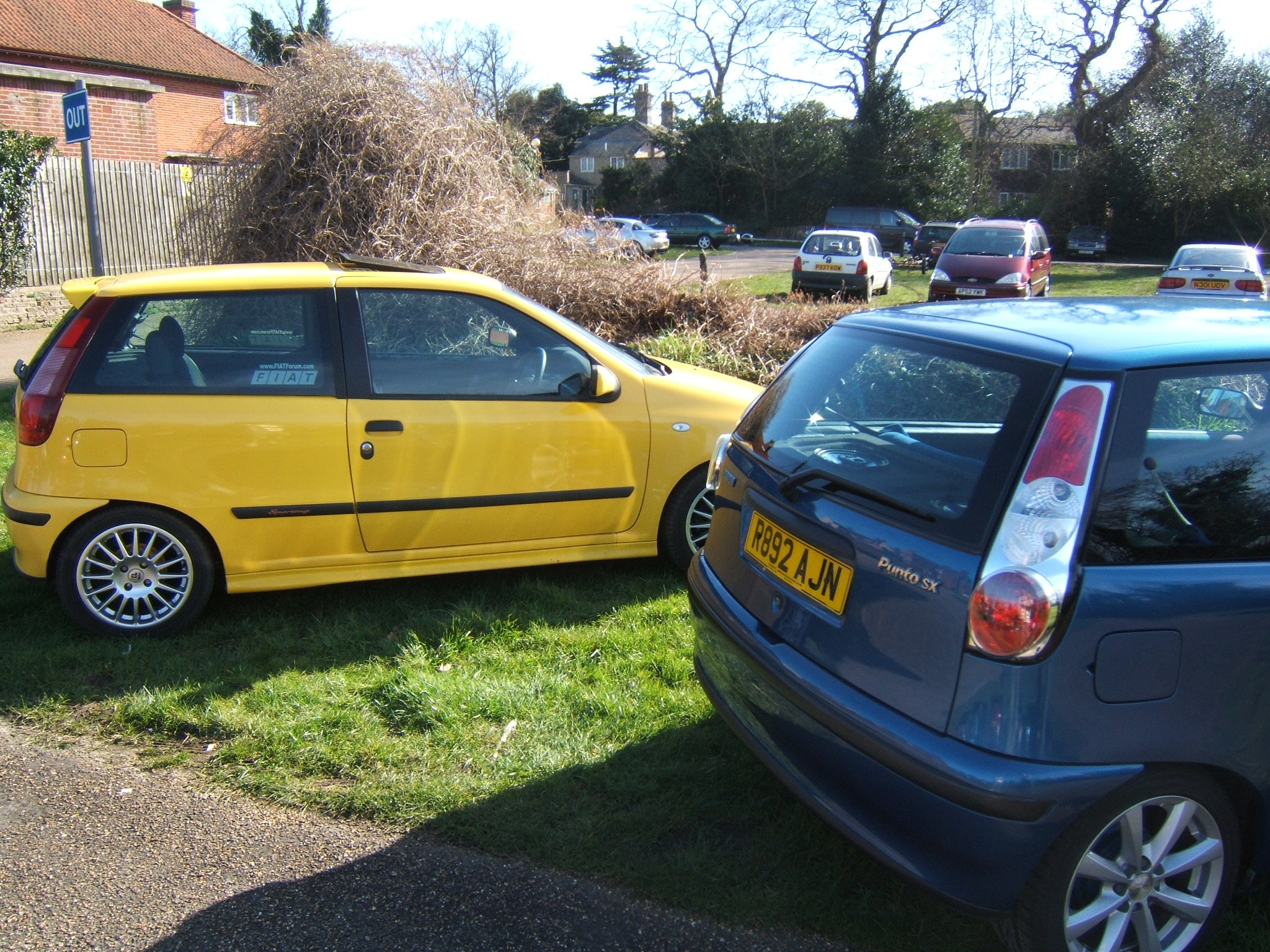Another Home_Slice151 1998 Fiat Punto post... - 15506093