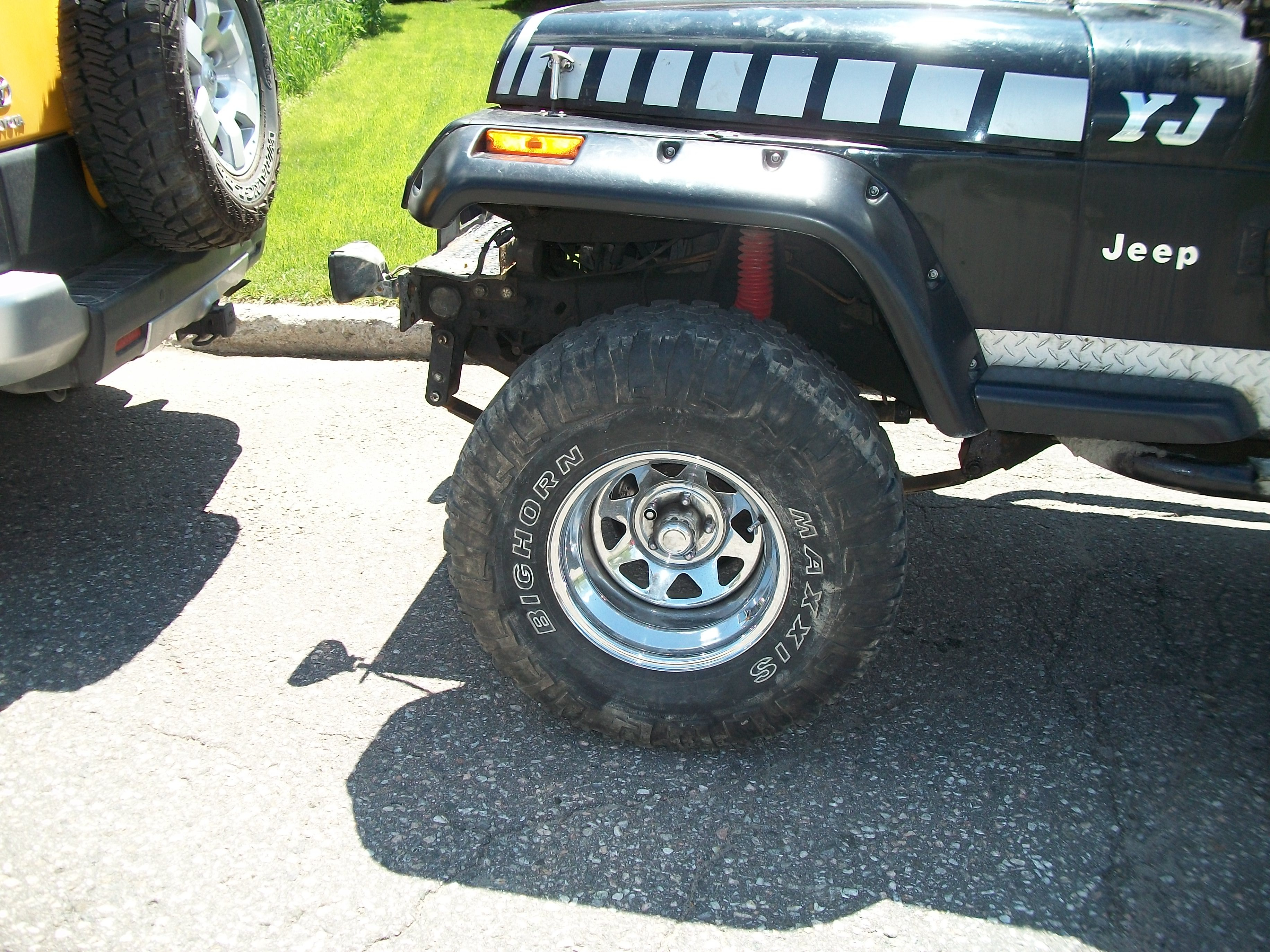 Another Supremesports 1987 Jeep YJ post... - 15555123