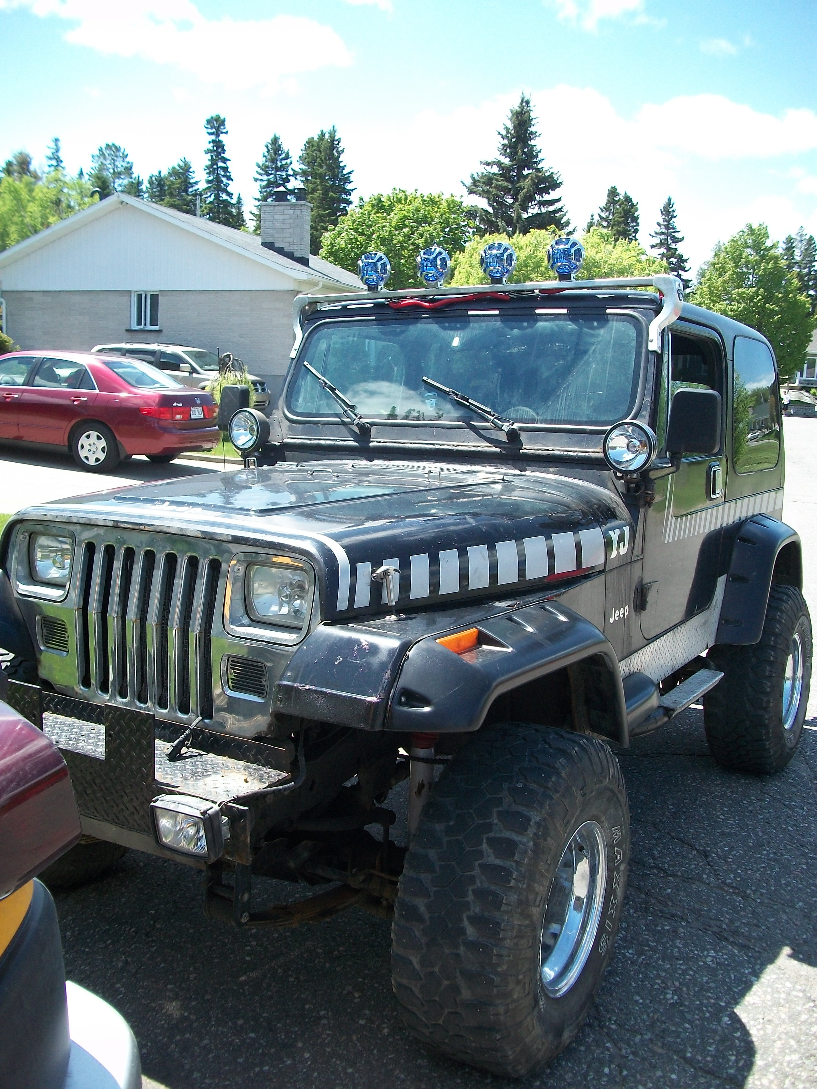 Another Supremesports 1987 Jeep YJ post... - 15555124