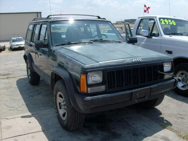 Another Spyke383 1993 Jeep Cherokee post... - 15520270