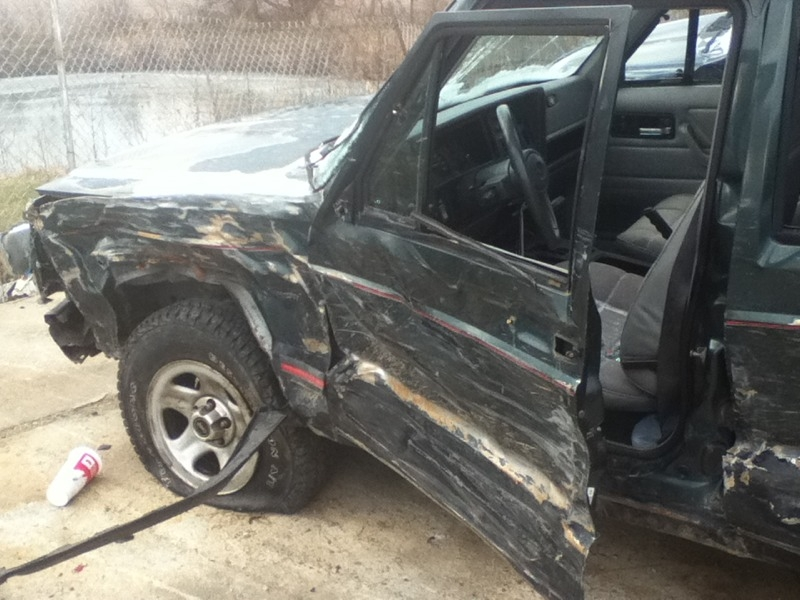 Another Spyke383 1993 Jeep Cherokee post... - 15531813