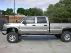 AutomotiveUSA's 2007 Chevrolet Silverado (Classic) 2500 HD Regular Cab
