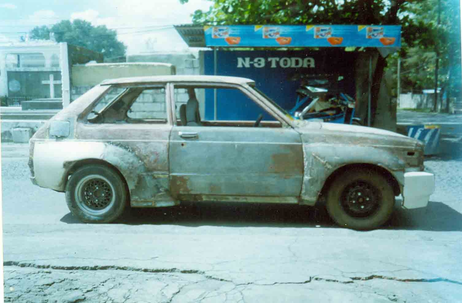 Another TBYAUTO 1981 Toyota Starlet post... - 15545865
