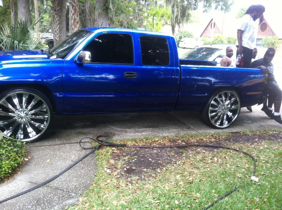 Another YoUNG_ChEVY_BoY 2007 Chevrolet 1500 Extended Cab post... - 15696107