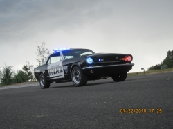 OFFICER-914s 1966 Ford Mustang