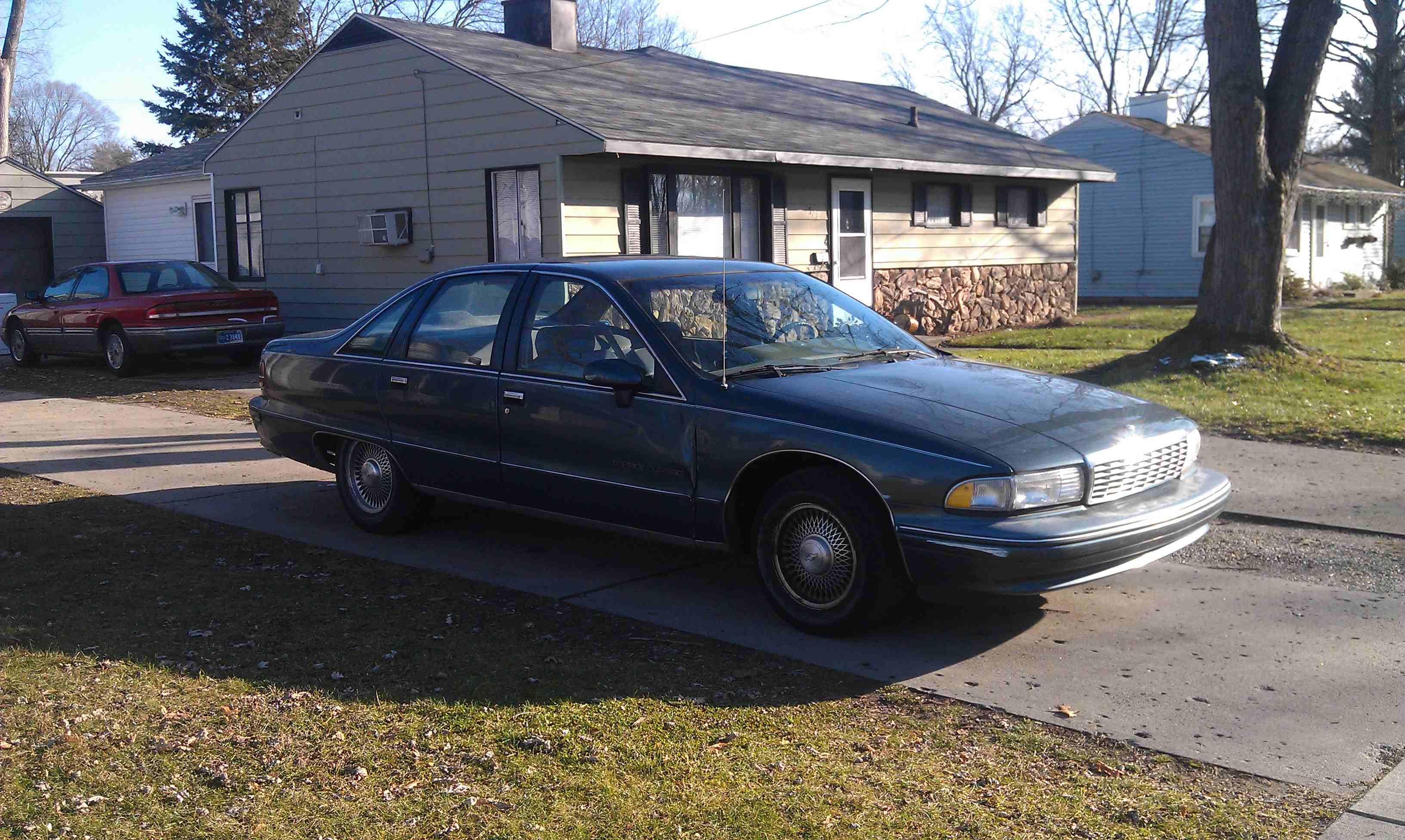Another kobe21 1992 Chevrolet Caprice Classic post... - 15549233
