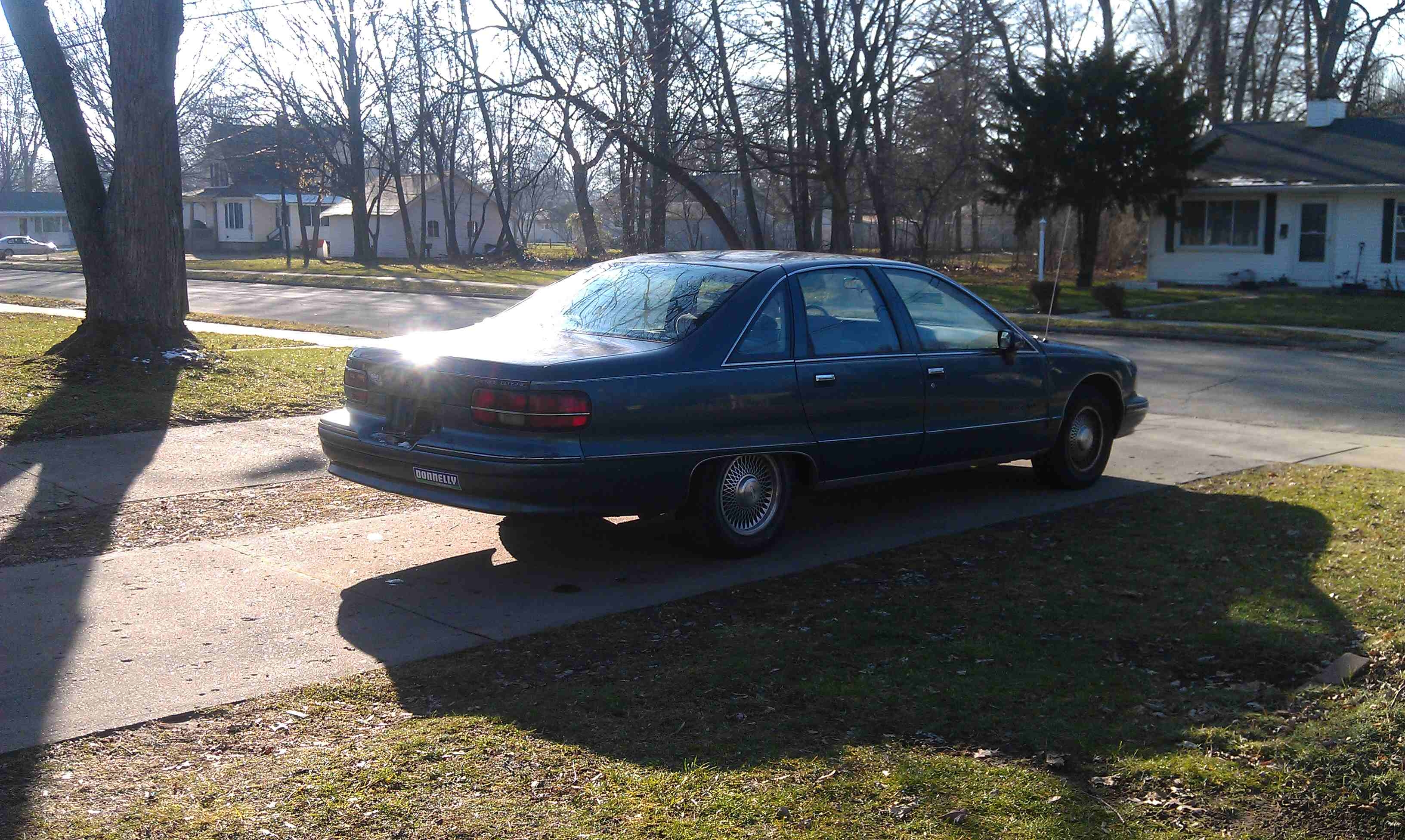 Another kobe21 1992 Chevrolet Caprice Classic post... - 15549235