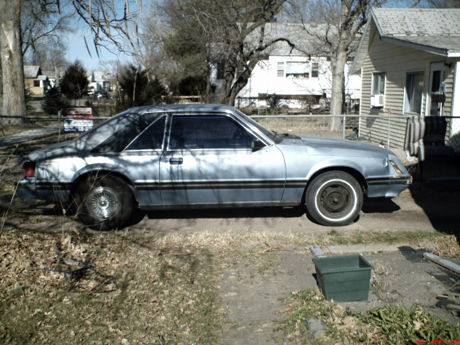 Another huskerfan_85 1981 Ford Mustang post... - 15555034