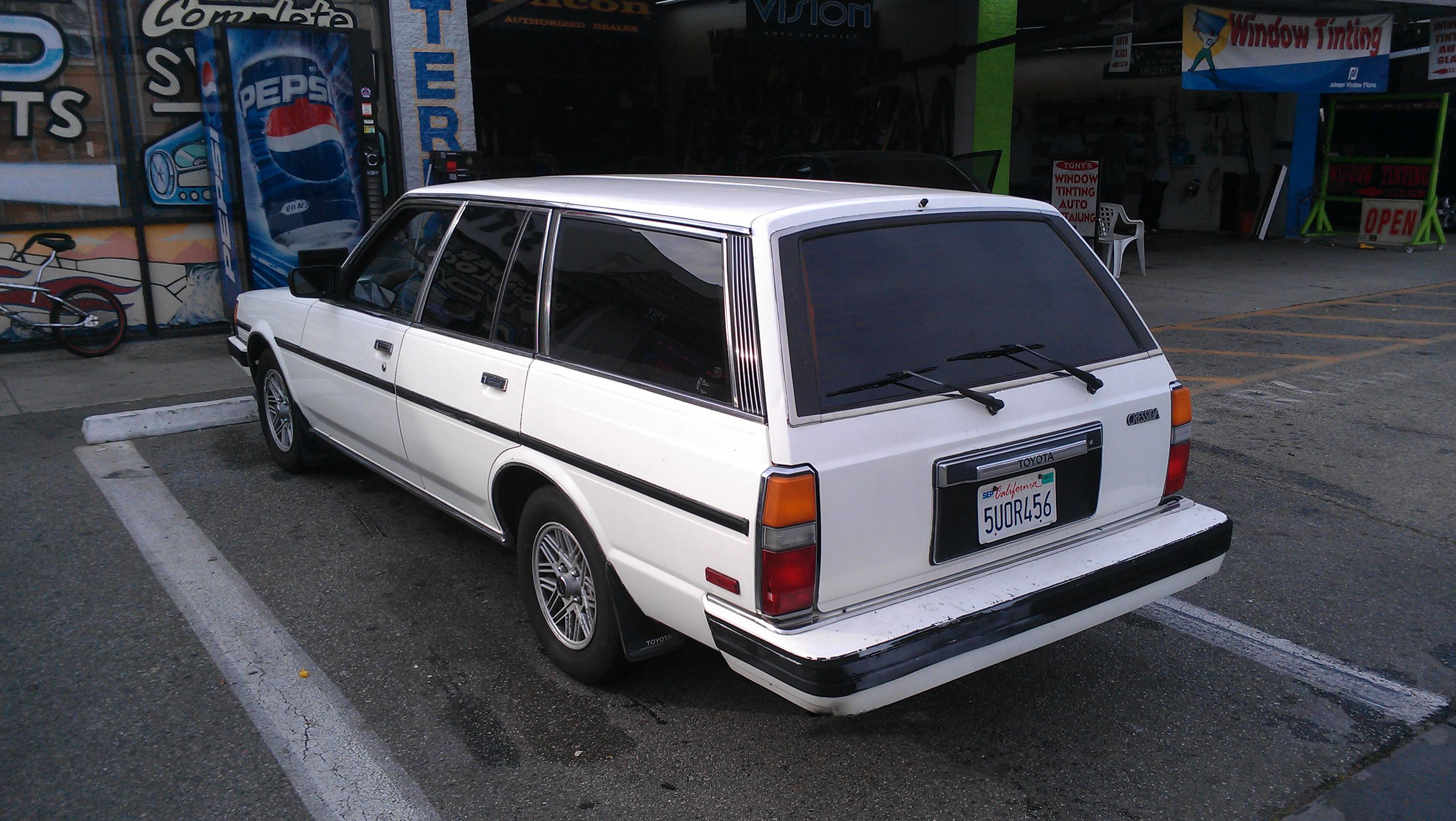 Another therealfaze 1986 Toyota Cressida post... - 15564948