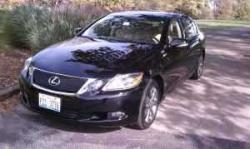 AutomotiveUSA's 2009 Lexus GS