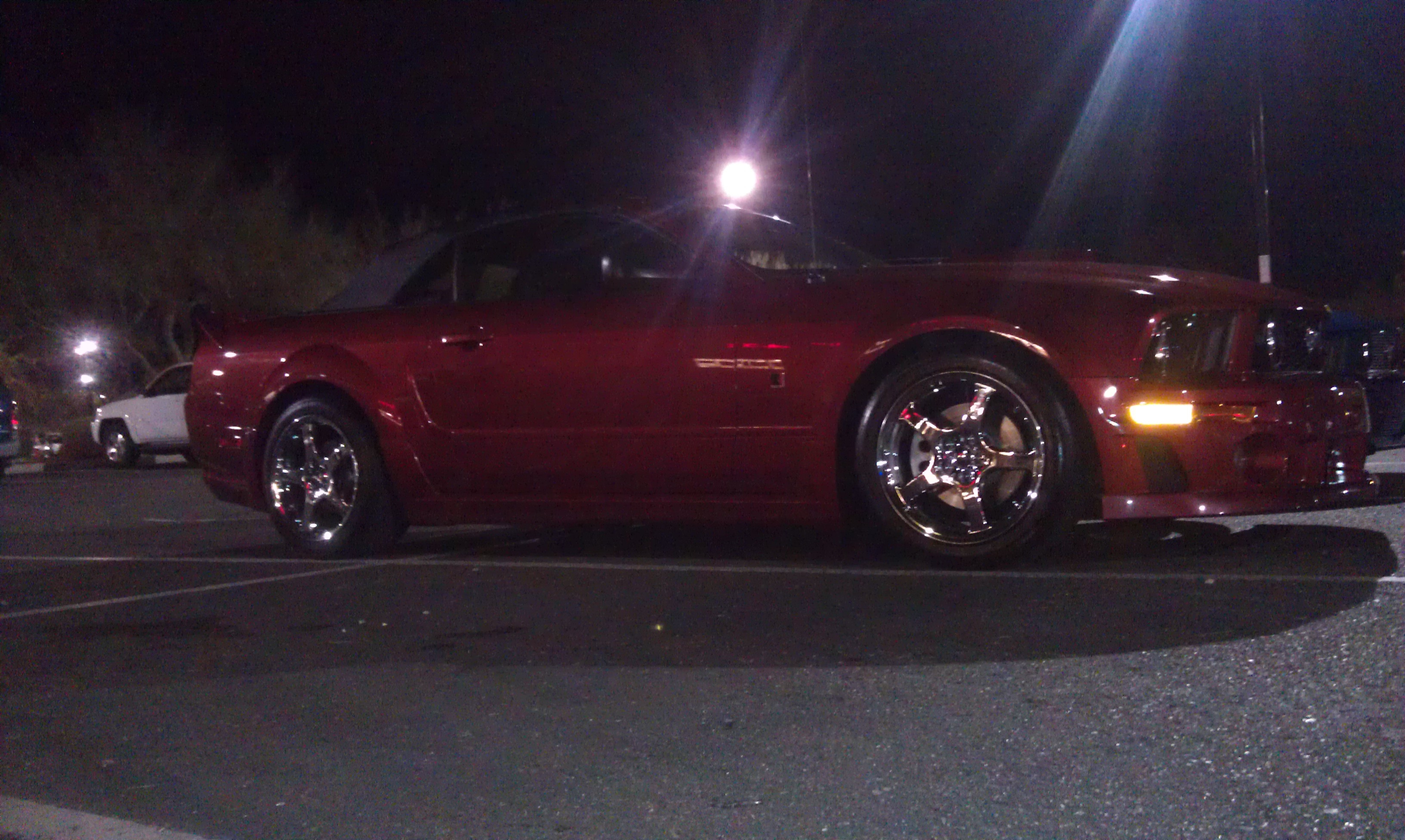 Another wheeln 2006 Ford Mustang post... - 15572891