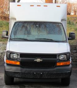 STRATEGY28 2008 Chevrolet G-Series 3500
