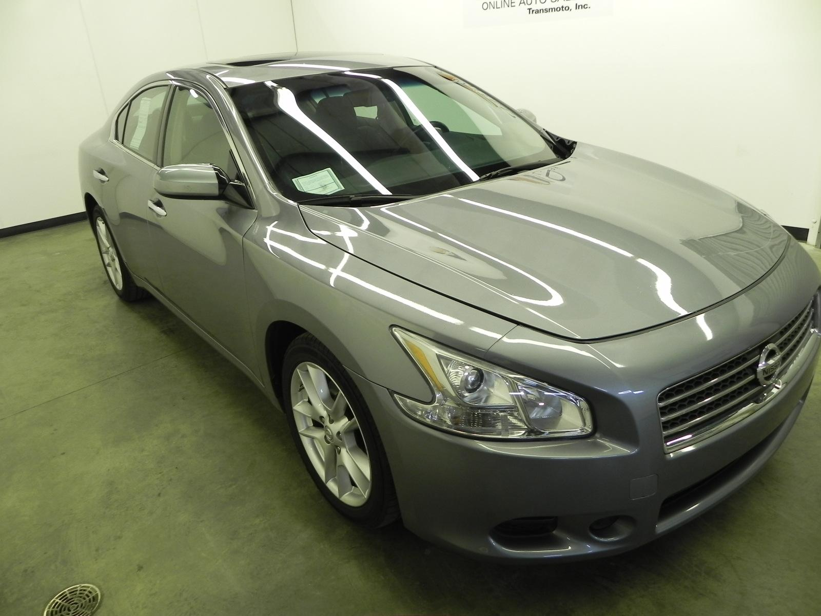 beej 39 s 2009 nissan maxima s sedan 4d in newport ky. Black Bedroom Furniture Sets. Home Design Ideas
