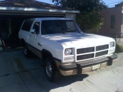 jimmygee 1993 Dodge Ramcharger