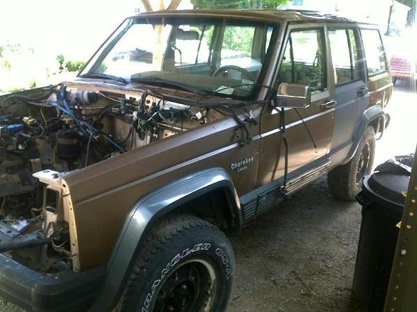 Another Oldsmoletic 1988 Jeep Cherokee post... - 15594501