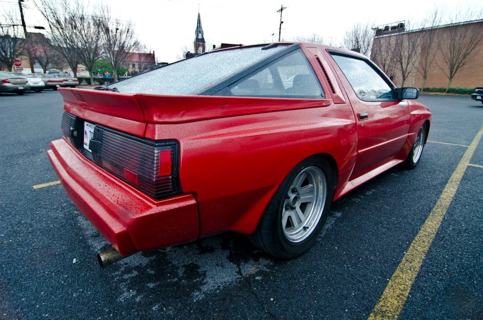Another BboyRonnie 1987 Chrysler Conquest post... - 15616960