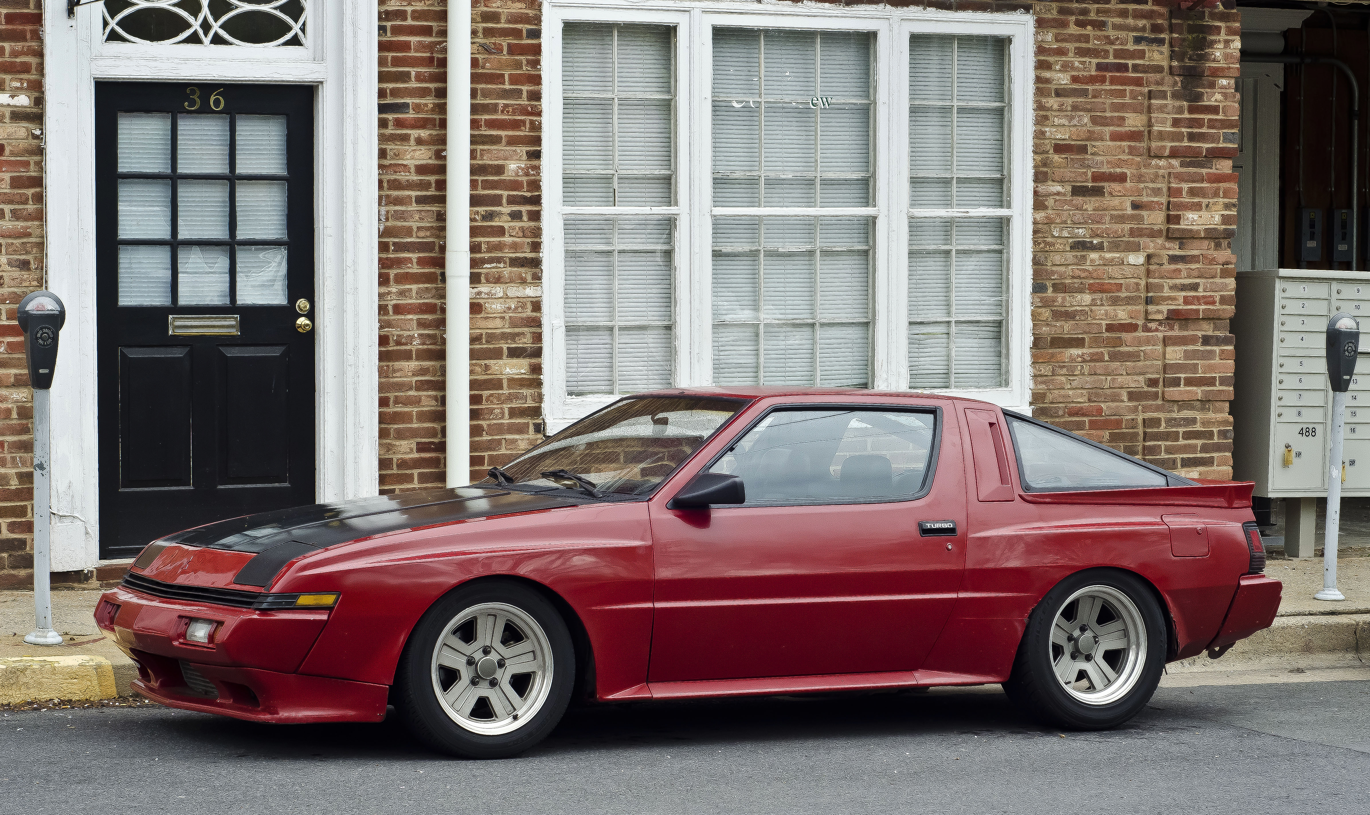 Another BboyRonnie 1987 Chrysler Conquest post... - 15673618