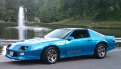 Brads87s 1987 Chevrolet Camaro