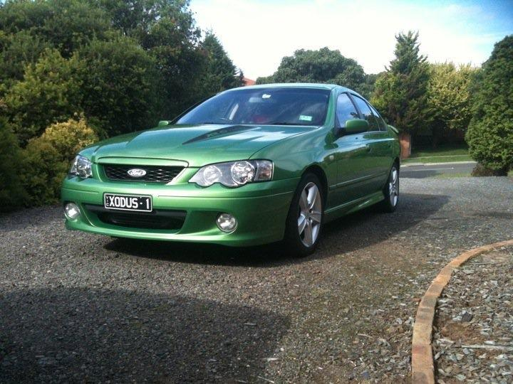 Another pearllanos 2004 Ford Falcon post... - 15627091