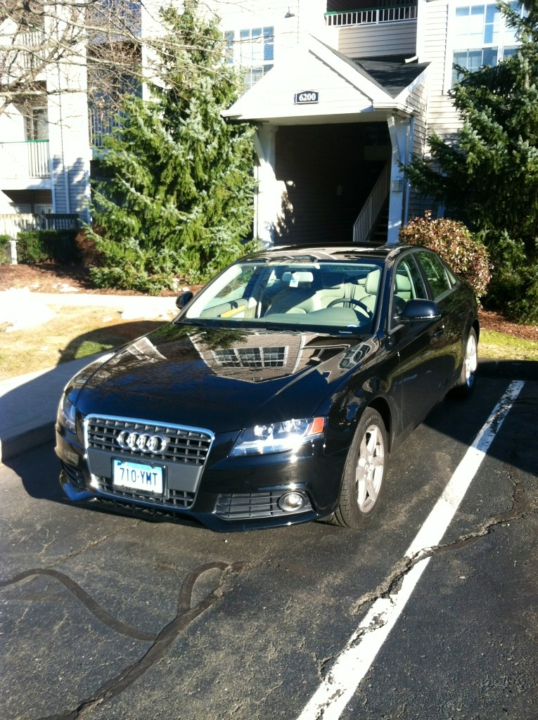 Another jbrinkcivic 2009 Audi A4 post... - 15626103