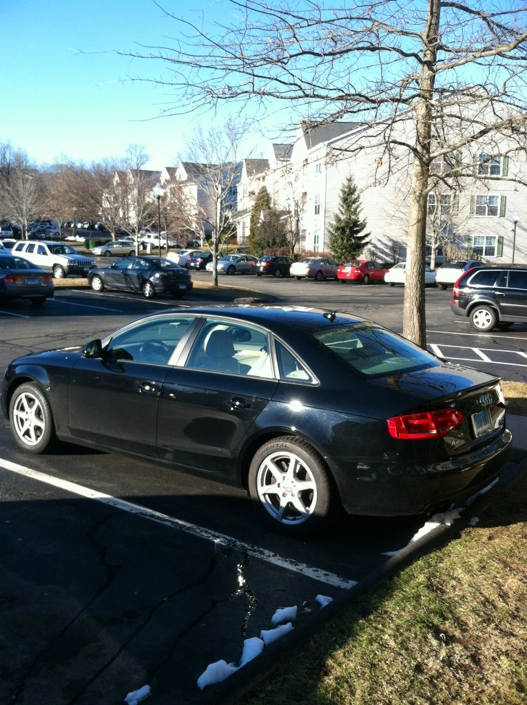 Another jbrinkcivic 2009 Audi A4 post... - 15626104