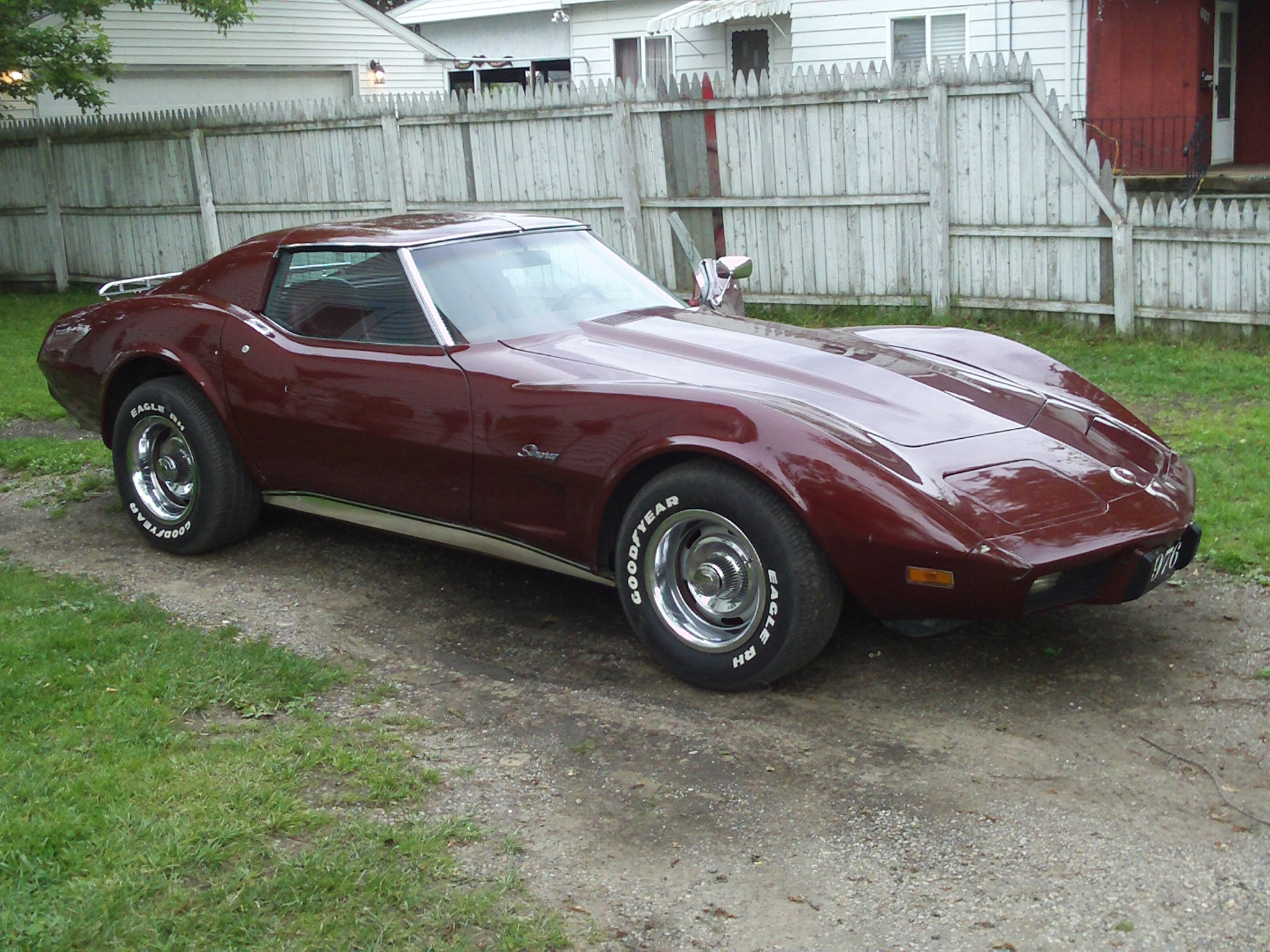 Another rev-it-up 1976 Chevrolet Corvette post... - 15784812