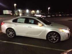 tmitty 2012 Buick Regal