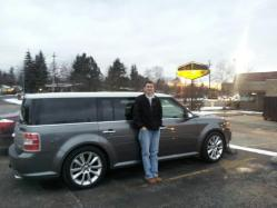 gspunk29 2010 Ford Flex