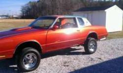 Jmoney443s 1982 Chevrolet Monte Carlo