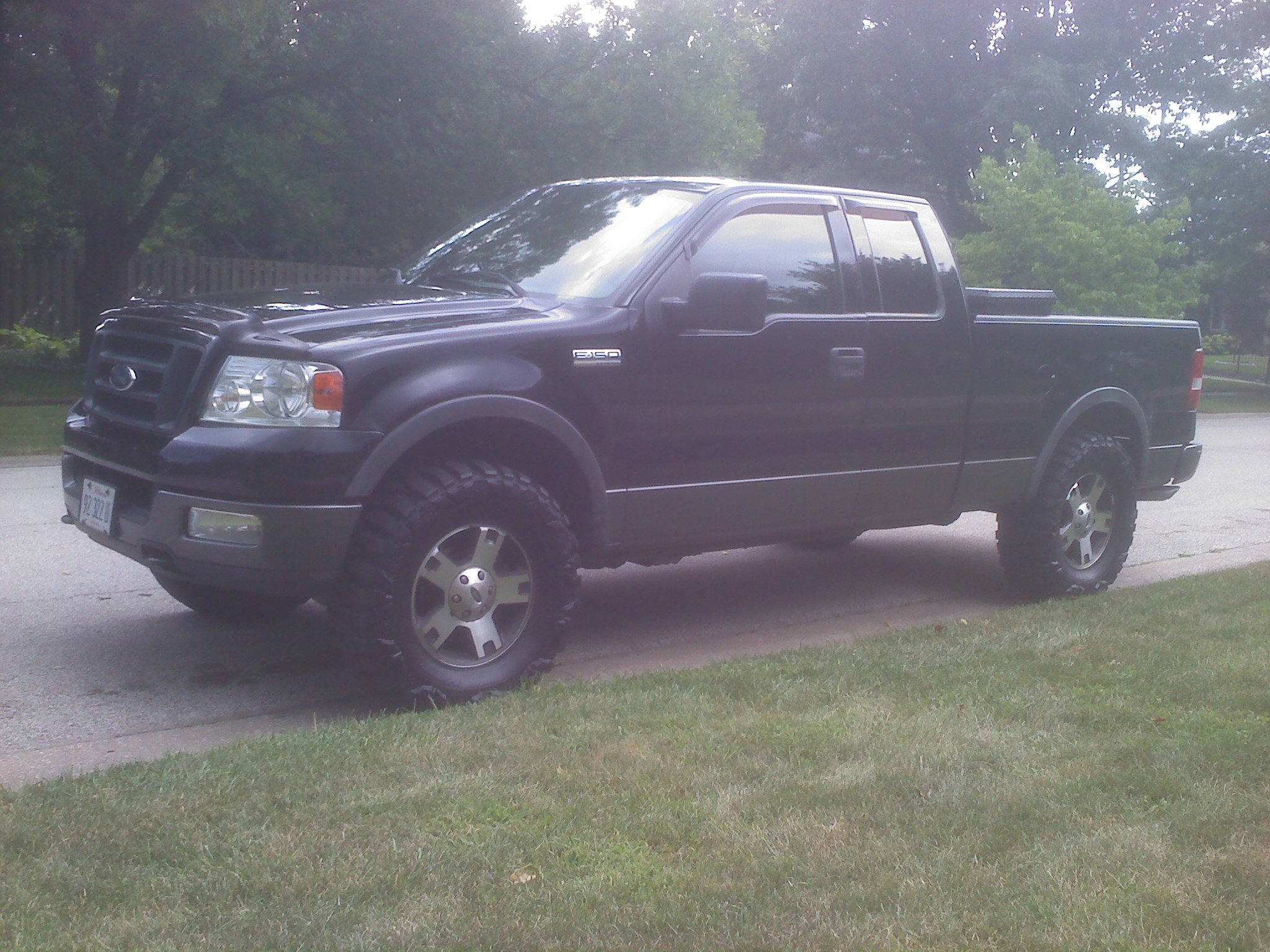 RussKrug 2004 Ford F150 Super Cab