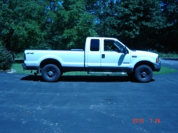 JeepJ10's 2001 Ford F250 Super Duty Super Cab