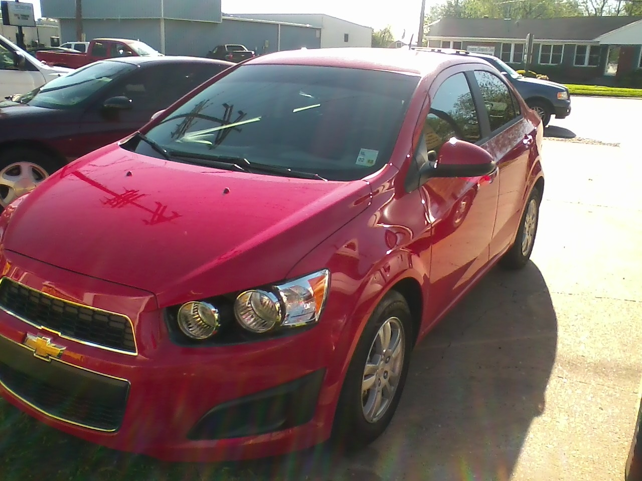 Another Bigbob26 2012 Chevrolet Sonic post... - 15671946