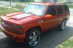 ulacher54s 1995 Chevrolet Tahoe