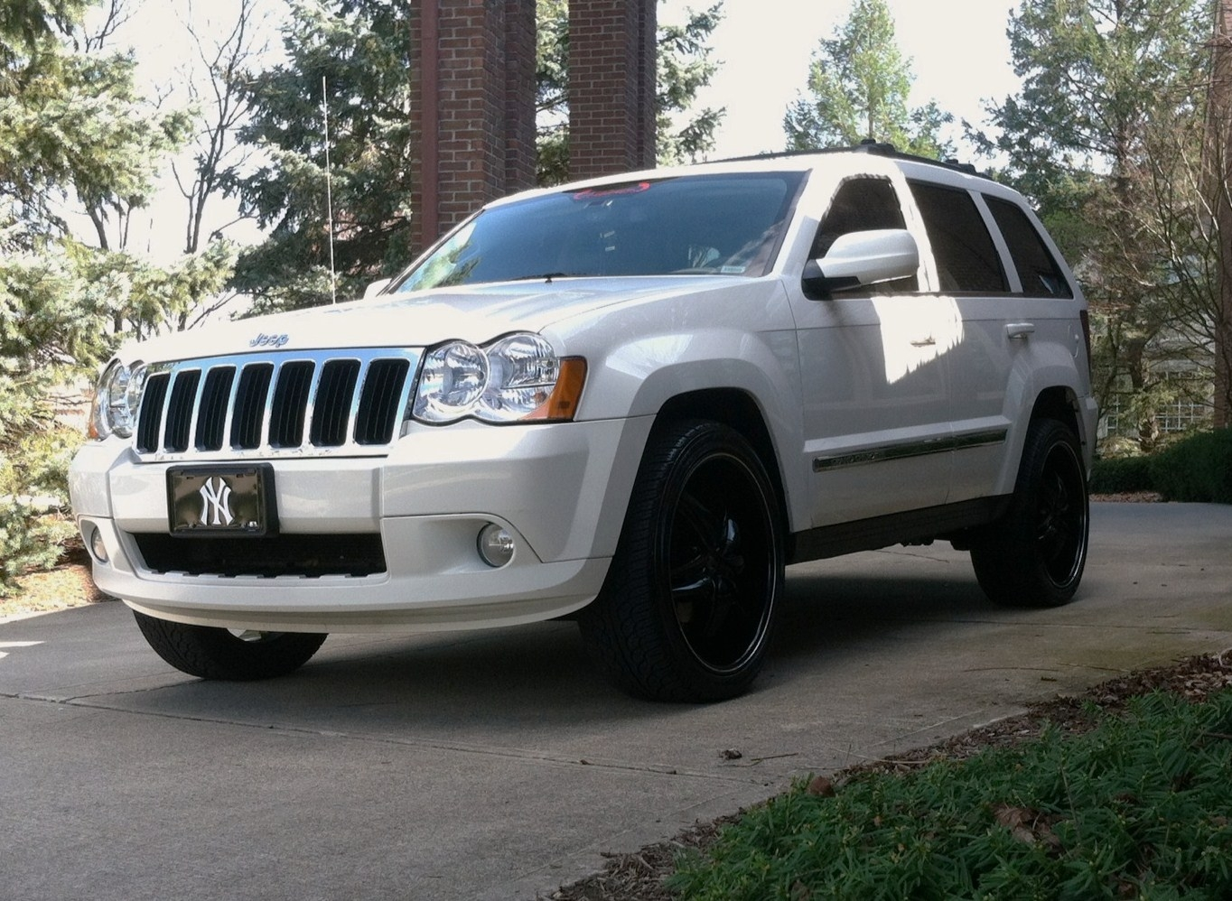 Another Bronxbball25 2008 Jeep Grand Cherokee post... - 15668314
