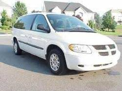 AutomotiveUSAs 2002 Dodge Caravan Passenger